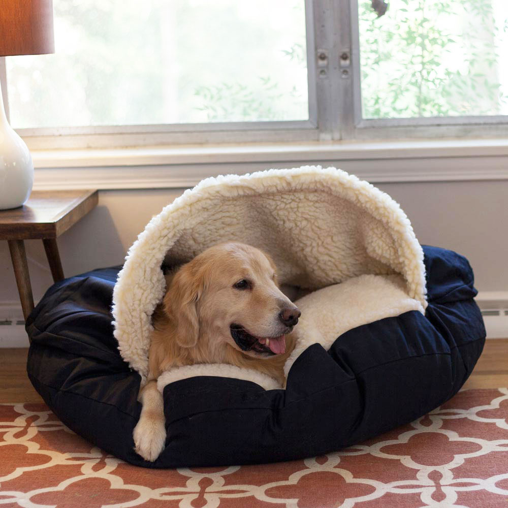 Snoozers Cozy Cave Pet Bed