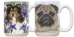 Pipsqueak Productions Dog Breed Mugs