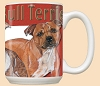 Staffordshire Bull Terrier Dog Breed Mugs