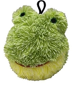 Petlou Ez Squeaky Frog Ball Dog Toy 4
