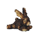 Petlou Plush Rabbit Dog Toy 8