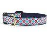 Up Country Blue Kismet Dog Collar