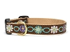 Up Country Sparkle Dog Collar