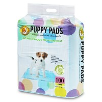 Good Habit Puppy Pads in Baby Blue