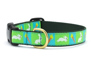 Up Country Bunny Hop Dog Collar