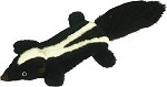 Skunk Plush Dog Toy 25""