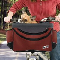 Snoozer Sporty Bicycle Pet Basket