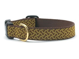 Up Country Bones Dog Collar