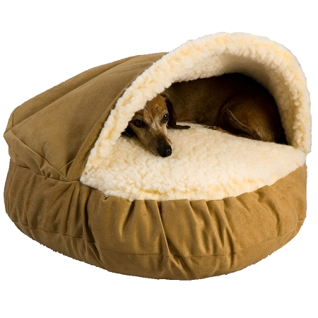 Snuggle Beds For Large Dogs