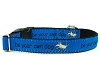 Teddy the Dog Be Your Own Dog Collar or Martingale