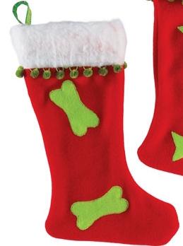 Christmas Stockings For Dogs.Christmas Holiday Dog Stocking Up Country
