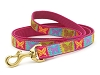 Butterfly Dog Lead - 6 ft Length