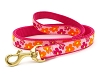 Up Country Flower Power Dog Lead