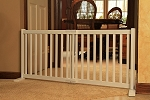 Free Standing Kensington Pet Gate - 20 Inches High