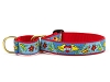 Up Country Mom Tattoo Martingale Collar