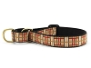 Up Country Plaid Martingale Dog Collar