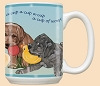 Labrador Puppies Dog Breed Mugs