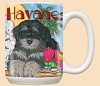 Havanese Dog Breed Mugs