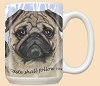 Pugs Breed Mugs