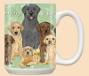 Labrador Dog Breed Mugs
