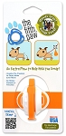 The Fifth Paw Hands Free Doody Holder Tangerine