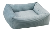 Dutchie Dog Bed Small - Blue Bayou (Microcord)  Clearance Sale