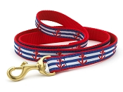 Up Country Anchors Aweigh Dog Lead