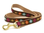 Up Country Bella Floral Dog Lead