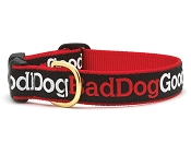 Good Dog Bad Dog Collar