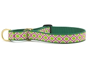Up Country Green Kismet Martingale Collar