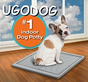 Ugodog Indoor Dog Training Potty System - Single