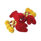 Petlou Dog Squeaky Toy Lobster 8