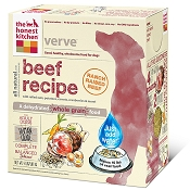 The Honest Kitchen Verve: Natural Human Grade Dehydrated Dog Food, Beef & Organic Grains