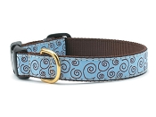 Up Country Curly-Q Dog Collar