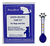 General Wellness Home Urine Test Kit for Dogs and Cats