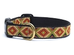 Up Country Navaho Dog Collar