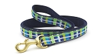 Newport Plaid Leash by Up Country