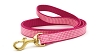 Up Country Pink Gingham Lead