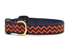 Up Country Chevron Dog Collar