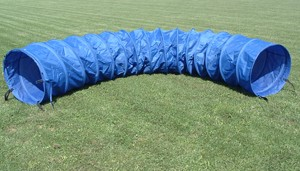 Dog Agility Practice Tunnel 15 ft
