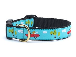 Up Country Ragtop Dog Collar