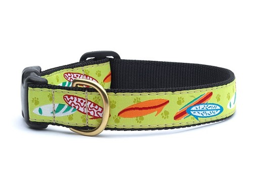 Up Country Surfboards Dog Collar