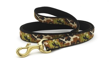 Up Country Camo Lead 6'