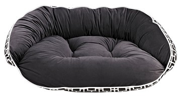 Bowsers Luxury Crescent Dog Bed