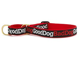 Up Country Good Dog Bad Dog Martingale Collar