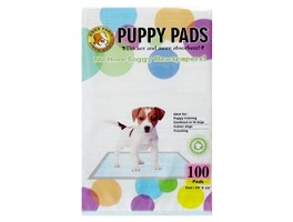 Good Habit Puppy Pads in Baby Blue or Baby Pink