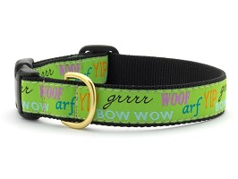 Up Country Dog Talk Collar