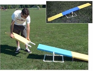 Dog Agility Mini Travel Teeter