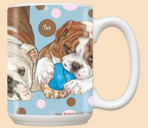 Bulldog Breed Mugs