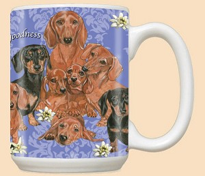 Dachshund Breed Mugs